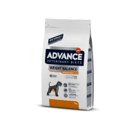 Advance сухой корм Для собак при ожирении (WEIGHT BALANCE Medium/Maxi). Вес: 3 кг