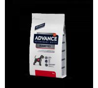 Advance сухой корм Для собак при сахарном диабете и колитах (Diabetes). Вес: 3 кг