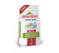 Almo Nature Для Взрослых собак Крупных пород с Ягненком (Large&Lamb Holistic)