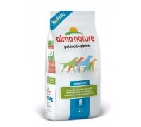 Almo Nature Для Взрослых собак Малых пород с Ягненком (Small&Lamb Holistic). Вес: 2 кг