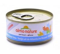 Almo Nature Консервы для Кошек с Атлантическим Тунцом 75% мяса (Legend Adult Cat Atlantic Tuna). Вес: 70 г