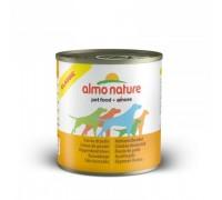 Almo Nature Консервы для Собак Куриные Бедрышки (Classic Chicken Drumstick). Вес: 95 г