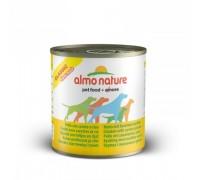 "Almo Nature Консервы для собак ""Курица с морковью и рисом по-домашнему""(Home Made - Chicken with Carrots and Rice). Вес: 95 г"