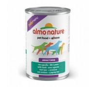 Almo Nature Консервы для собак Меню с Ягненком (Daily Menu with Lamb) 173. Вес: 400 г