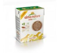 Almo Nature Консервы для собак с Курицей и Говядиной (Daily Menu Chicken&Beef Tetrapack). Вес: 375 г