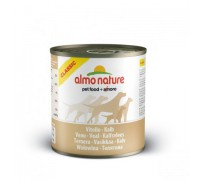Almo Nature Консервы для Собак с Телятиной (Classic Veal). Вес: 95 г
