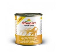 Almo Nature Консервы для Собак с Тунцом и Курицей (Classic Tuna&Chicken). Вес: 95 г