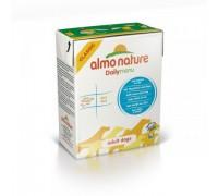 Almo Nature Консервы для собак с Тунцом и рисом (Daily Menu Tuna&Rice Tetrapack). Вес: 375 г