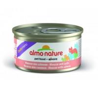 """Almo Nature Консервы нежный мусс для кошек """"Меню с Лососем"""" (Daily Menu mousse with Salmon)"""