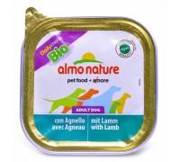 Almo Nature Паштет для Собак с Ягненком (Bio Pate Lamb). Вес: 100 г