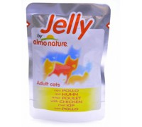 Almo Nature Паучи Курица в Желе для кошек (Jelly Cat Chicken). Вес: 70 г