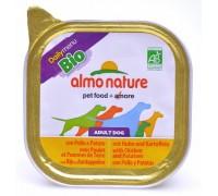 Almo Nature Паштет для Собак с Курицей и Картофелем (Bio Pate Chicken&Potatoes). Вес: 300 г