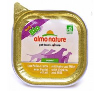 Almo Nature Паштет для щенков (Bio Pate Puppy)