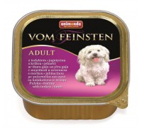 Animonda Консервы для собак c индейкой и ягненком (Vom Feinsten Classic). Вес: 150 г