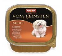 Animonda Консервы для собак с кроликом (Vom Feinsten Forest). Вес: 150 г