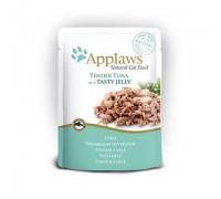 "Applaws Пауч для Кошек ""Кучочки тунца в желе"" (Cat pouch tuna wholemeat in jelly)"