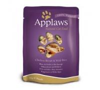 Applaws Пауч для Кошек с Курицей ( Cat Chicken pouch) 8007. Вес: 70 г