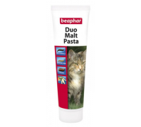 Beaphar (Беафар) Паста Duo Malt Paste для выведения шерсти для кошек. Вес: 100 г