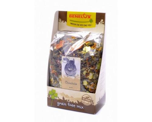 Benelux Беззерновой корм для шиншил (Bnl Grain Free chinchilla). Вес: 650 г