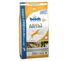 Bosch Adult Lamb & Rice Корм для собак Бош Эдалт Ягненок с Рисом. Вес: 1 кг
