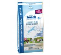Bosch Junior Lamb & Rice Корм для щенков Бош Юниор Ягненок с Рисом