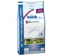 Bosch Mini Junior Корм для щенков мелких пород Бош Мини Юниор. Вес: 1 кг
