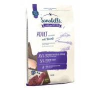 Bosch Sanabelle Adult Корм для кошек Санабелль Эдалт с Мясом Страуса. Вес: 2 кг