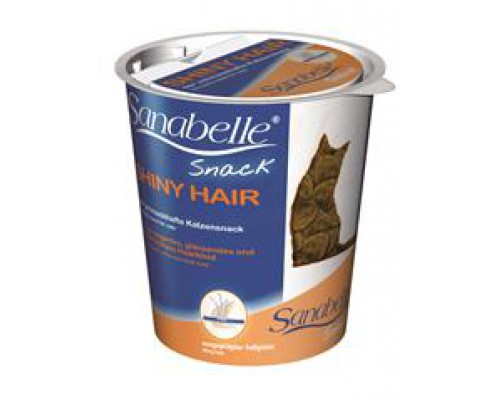 Bosch Sanabelle Shiny Hair-Snack Лакомство для кошек Бош Санабелль Шайни Хэа для кожи и шерсти. Вес: 150 г