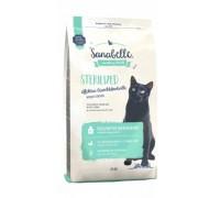 Bosch Sanabelle Sterilized Корм для кошек Бош Санабелль Стерилайзет. Вес: 400 г