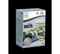 Bozita super premium Кусочки в желе для Чувствительных кошек с лосем (Sensitive Diet&Stomach). Вес: 190 г