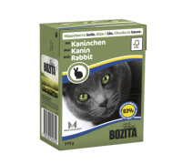 Bozita super premium Кусочки в СОУСЕ для кошек с кроликом (Rabbit). Вес: 370 г