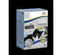 Bozita super premium Кусочки в желе для Активных кошек с лосем (Outdoor&Active). Вес: 190 г
