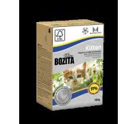 Bozita super premium Кусочки в желе для Котят с курицей (Kitten) 190 гр.