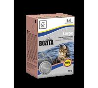 Bozita super premium Кусочки в желе для Кошек Крупных пород (Feline Funktion Large 31/18). Вес: 190 г