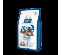 Brit Care Cat Monty Indoor для кошек, Живущих в помещении. Вес: 400 г