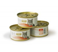 Brit Care Chicken Breast консервы для кошек Куриная грудка. Вес: 80 г