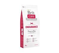Brit Care Endurance Duck & Rice для активных собак всех пород утка с рисом