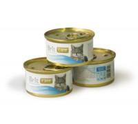 Brit Care Tuna & Turkey консервы для кошек Тунец с индейкой. Вес: 80 г