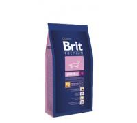 Brit Premium by Nature Junior S для молодых собак мелких пород. Вес: 1 кг