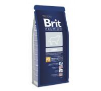 Brit Premium by Nature Light для собак всех пород, склонных к полноте. Вес: 3 кг
