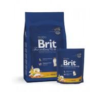 Brit Premium Cat Adult Chicken для взрослых кошек с Курицей. Вес: 300 г