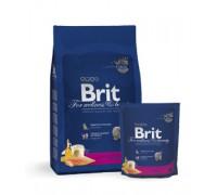 Brit Premium Cat Adult Salmon для взрослых кошек с Лососем. Вес: 300 г