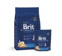 Brit Premium Cat Kitten для котят с Курицей. Вес: 8 кг