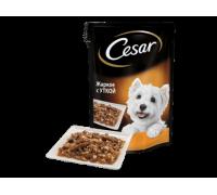 Cesar жаркое с уткой Пауч (Цезарь). Вес: 100 г
