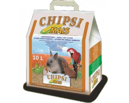 Chipsi Mais Кукурузный ароматизированный наполнитель. Вес: 10 л
