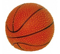 "DEZZIE игрушка для собак мяч ""Баскетбол"" 7,5см, винил"