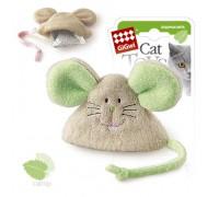 GiGwi Игрушка для кошек Мышка с кошачьей мятой