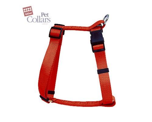 GiGwi Шлейка XL Нейлон Красный Для больших собак