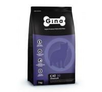 Gina DENMARK CAT-30 Корм полнорационный сухой для взрослых кошек (Джина). Вес: 1 кг