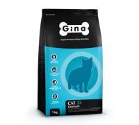 Gina DENMARK CAT ACTIVE Корм сухой для активных и выставочных кошек (Джина). Вес: 1 кг